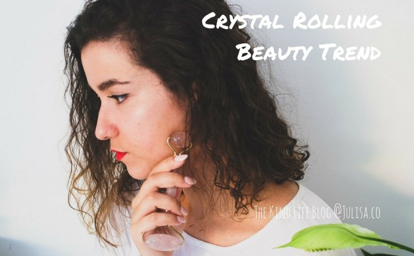 Why We're Obsessed With This Crystal Rolling Beauty Trend