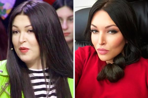 Ирина ДУБЦОВА похудела: ФОТО до и после диеты или пластики