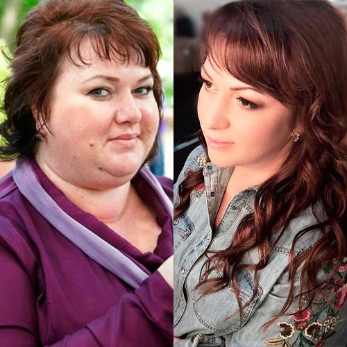 Как похудела Ольга КАРТУНКОВА, вес сейчас: фото ДО и ПОСЛЕ