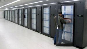 Supercomputer in China - Foto: NVIDIA