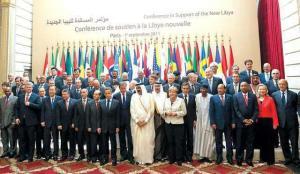 Conspiradores y criminales que lucharon contra un solo pueblo heroico y su lider Mahamar Gadafi