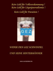GEZ Schwindel