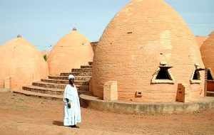 Haus in Bamako -Bild: ader.eu