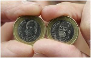 simpson 1 Euro