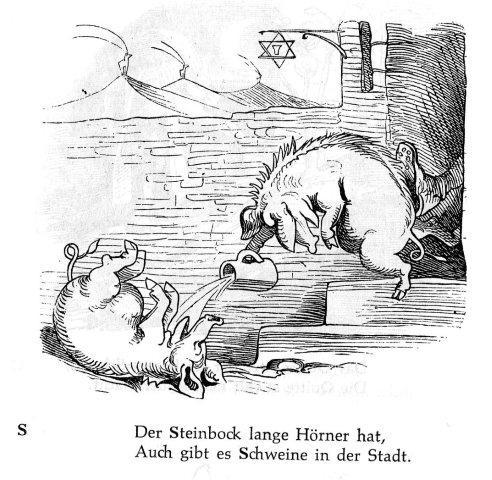 WB judenstern 1861