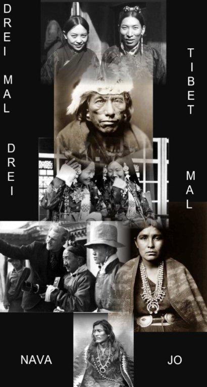 Dreimal Tibet-Navajo (2)