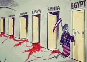 egypt usa cartoon