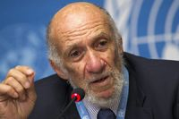 Richard Falk - Foto: Irib