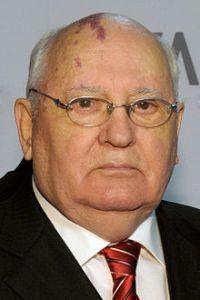 Michail Gorbatschow auf der Unesco Charity Gala 2011 - Bild: Wikipedia