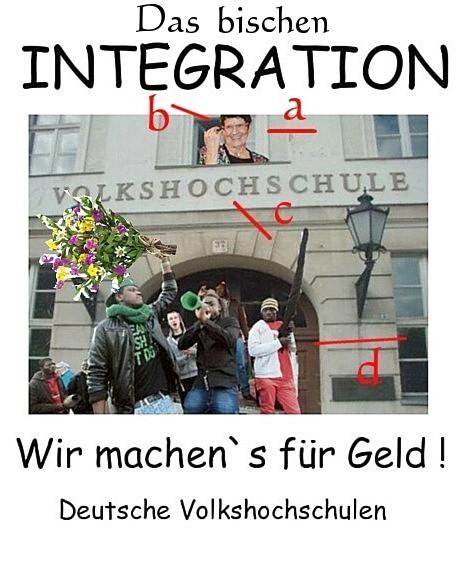 Das bischen Integration