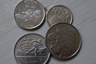 Sonderprägungen verschiedener Münzen