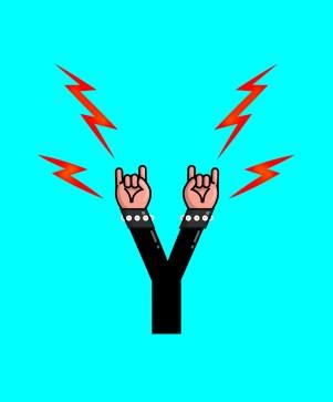 Y is yeah!