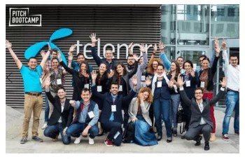 Юлика Новкова PitchBootcamp Telenor