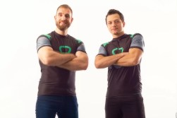 Георги Ненов и Лазар Радков