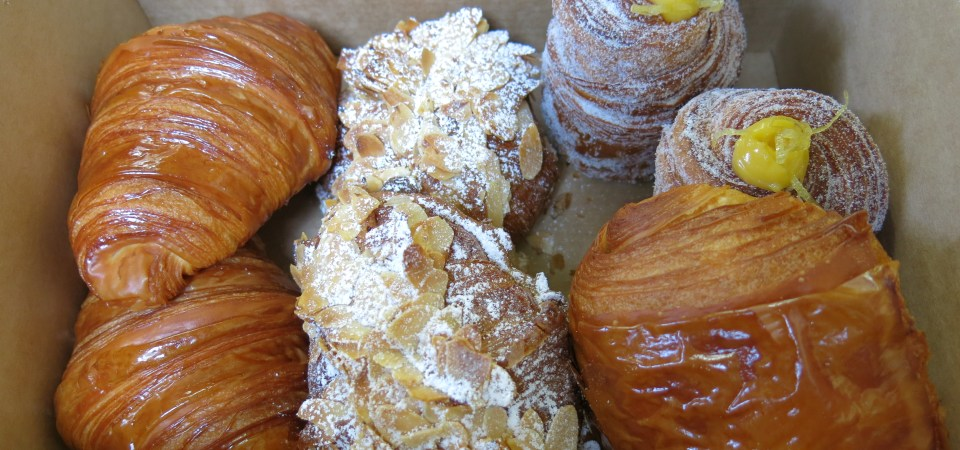Melbourne food: Lune Croissanterie (my experience)