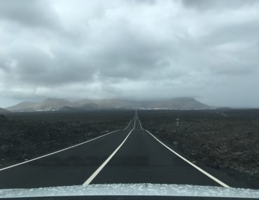 one day in Lanzarote
