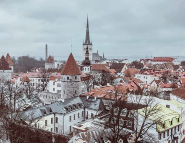 how to spend a weekend in Tallinn