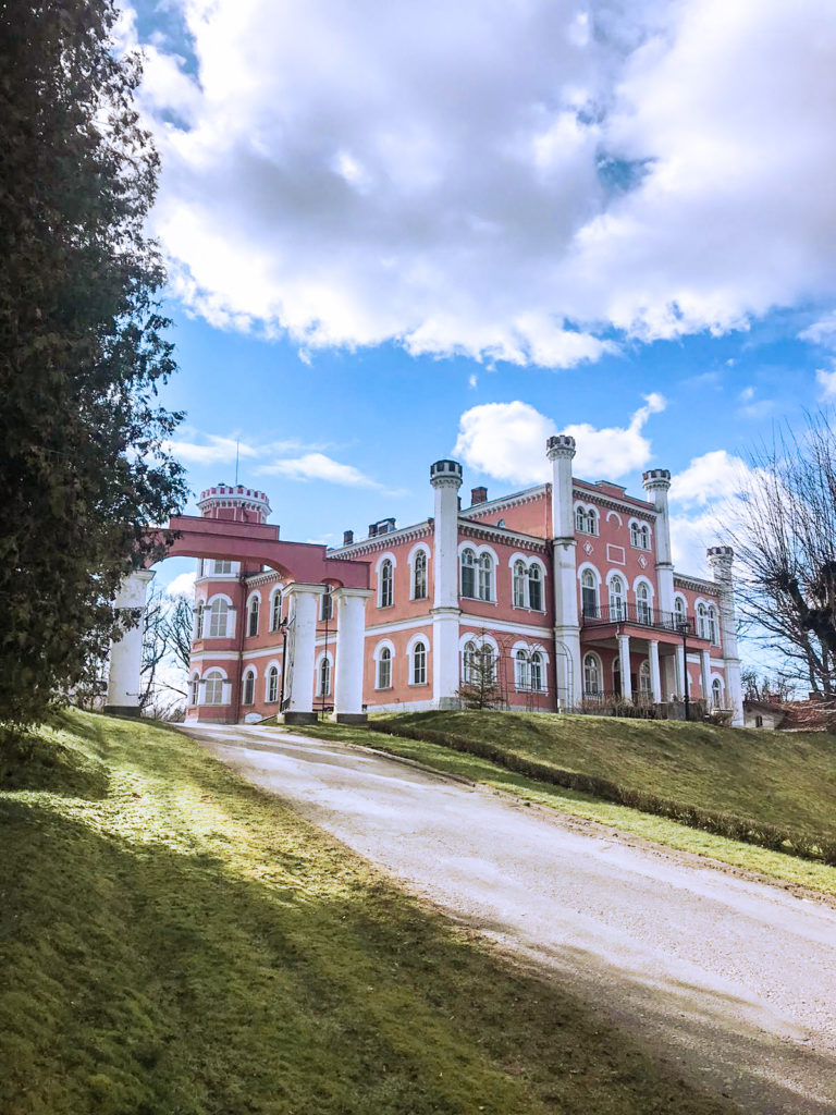 14 most interesting castles to visit in Latvia