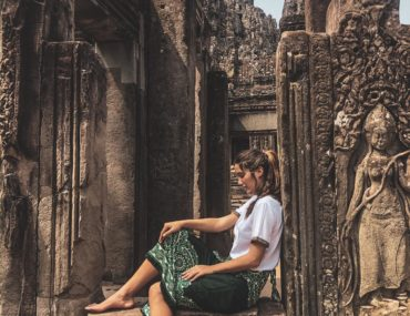 what to see in Cambodia by Julia Chubarova