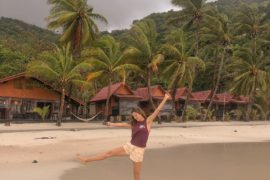 Koh Phangan best beaches by Julia Chubarova