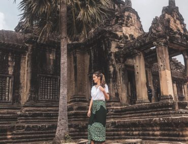 best things to do in Cambodia by Julia Chubarova