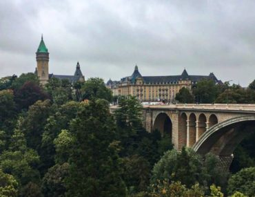 how to spend 1 day in Luxembourg