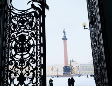 Что посмотреть в Санкт-Петербурге - статья Юлии Чубаровой