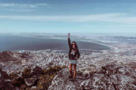 Table mountain Julia Chubarova