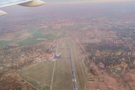 Полет в никуда airbaltic