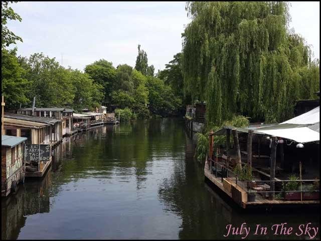 July In The Sky : blog beauté voyage berlin métropole été