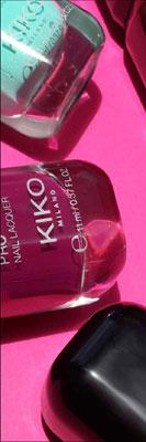 Les vernis à ongles Power Pro Nail Lacquer de Kiko
