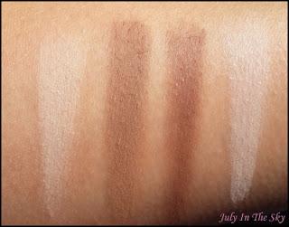 blog beauté kat von d palette shade + light eye contour avis test swatch teintes neutres