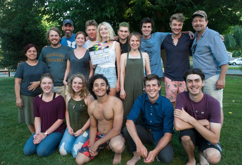 The July Rising Production Team