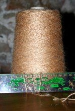 spun jute for weaving and twine