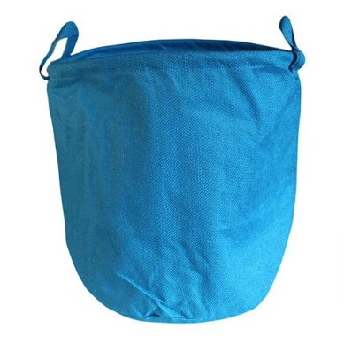 """jute """"laundry"""" baskets - I use mine to carry all my packaged orders to the post office!"""