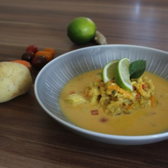 Mulligatawny-Suppe