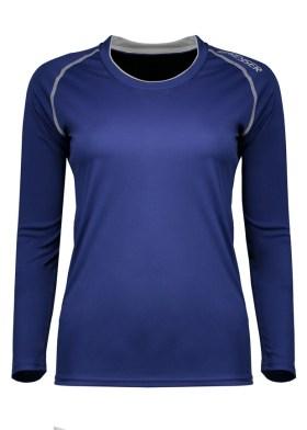 Foto-af-Woman-urban-T-shirt-navy-front1-G11068