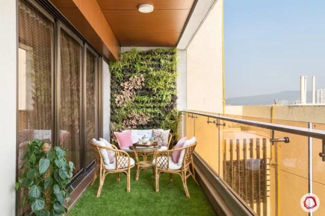 Simple Ideas For A Balcony Garden