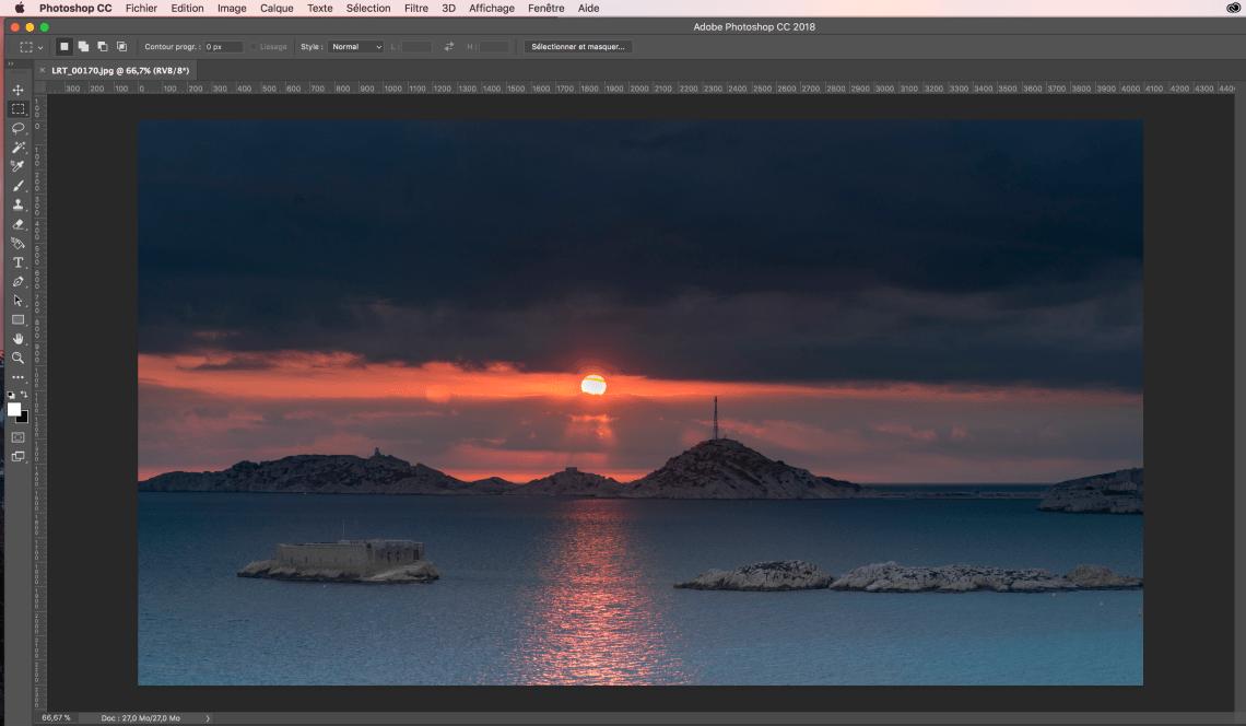 Une photographie taille quasi 100% pour illustrer le pixel