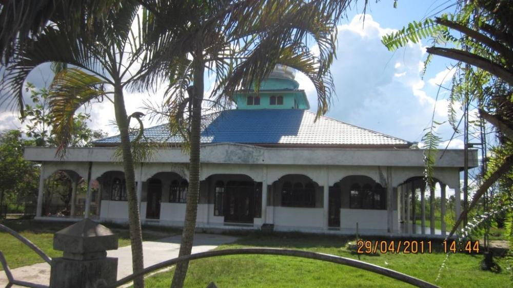 Masjid Al Muhajirin Antang