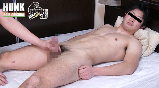 HUNK CHANNEL – OAV462 – 幼顔に鍛え上げられた筋肉ノンケ君登場!!ガチプリなお尻と全身の体育会で鍛え上げられた筋肉が特上品です!!!