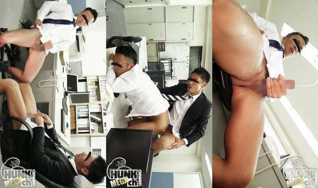 HUNK CHANNEL – TR-HO017 – 働く男達 part17