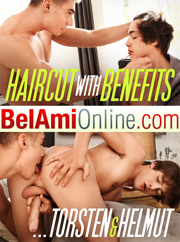 Haircut With Benefits – Helmut Huxley & Torsten Ullman