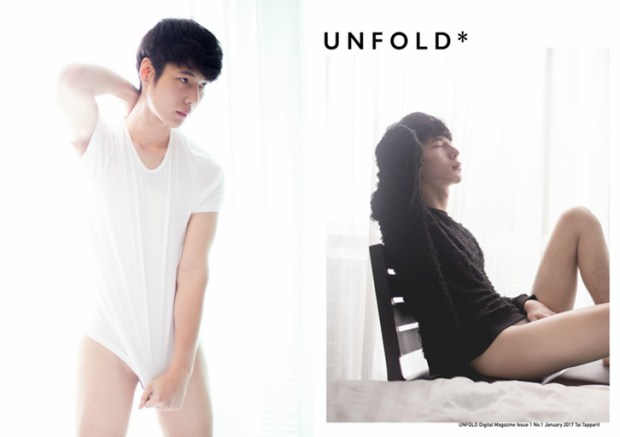 [PHOTO SET] UNFOLD 01 – TAI TAPPARIT
