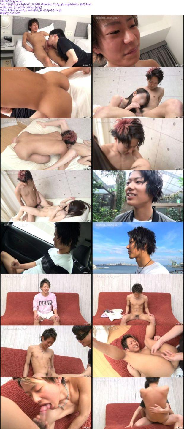 COAT WEST – Jump!HIROMU