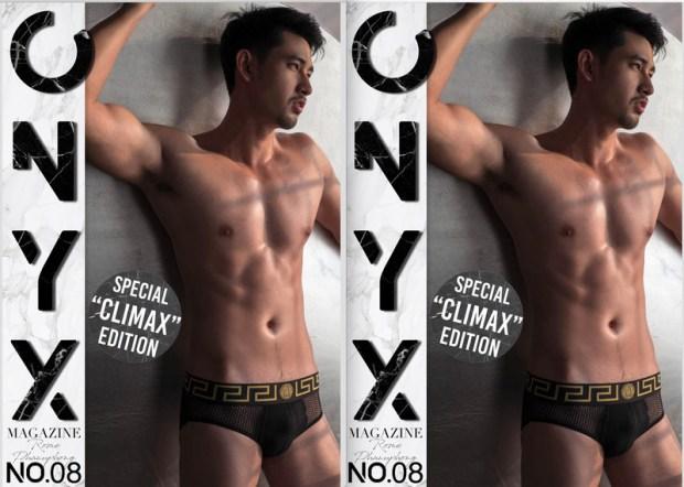 ONYX No.08 射映像 | ROME PHANUPHONG 正裝淫行帥男噴發版 (คลิปวิดีโอ cum video)