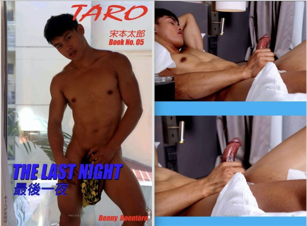 Taro No.05 | The last night (ebook + video)