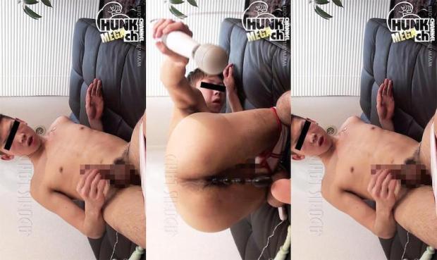 HUNK CHANNEL – ADL-0134 – 固定カメラ越しの痴態 PART20 完全無欠!ポロパン編!