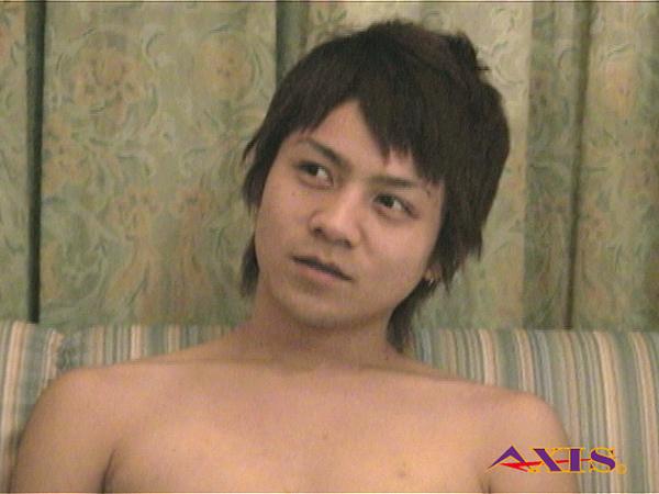 Men's Rush.TV – AX-014 – 超イケメン!蒼クンのチ○ポとアナルを犯す