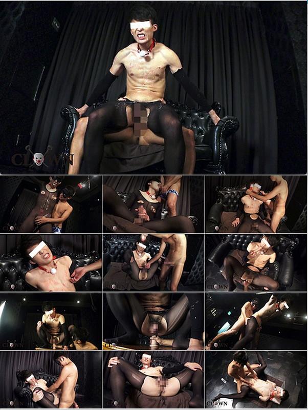 Men's Rush.TV – CWN-007 – 美肌の色白ノンケが股間●あき全身タイツで極上SMプレイ!!